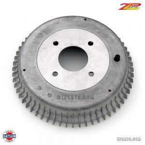 New, NOS Datsun Rear Brake Drum for 240Z-260Z-280Z models, 43206-E4100