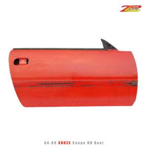 84-89 300ZX RH door