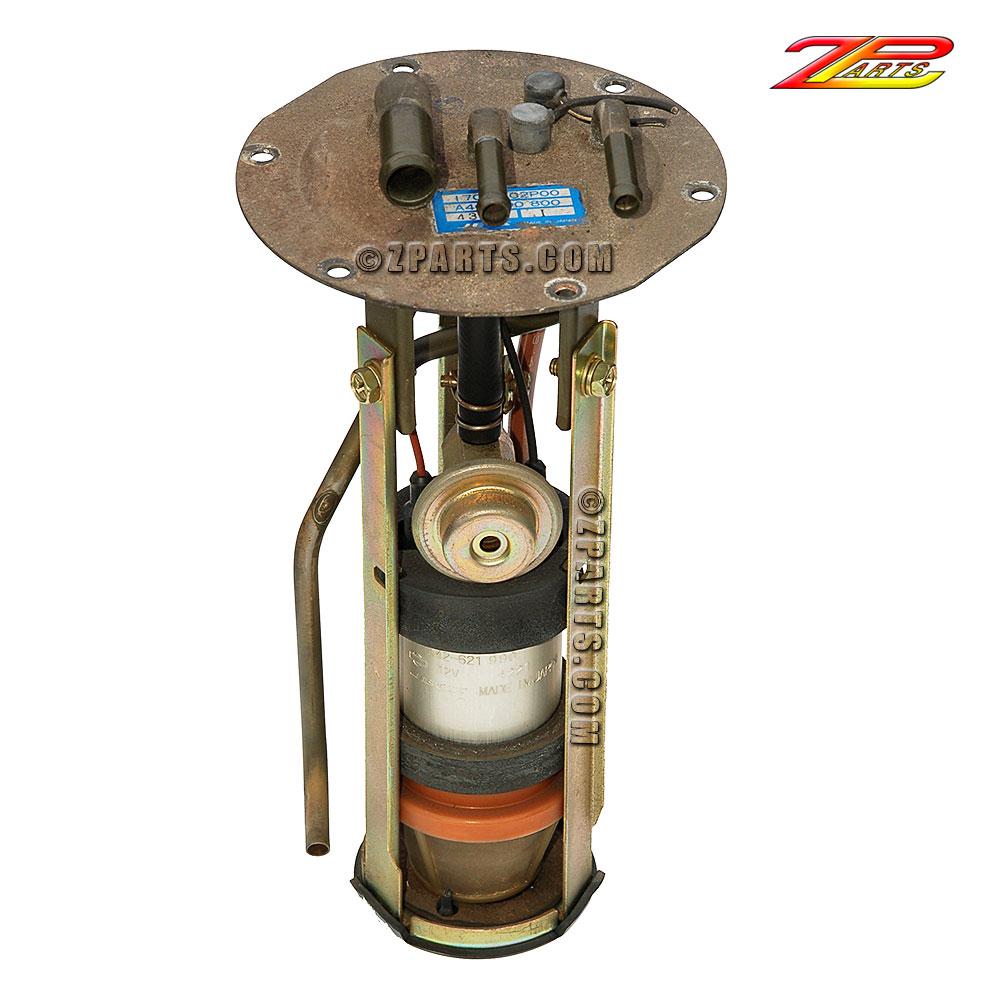 1986 Nissan 300Zx Fuel Pump - Zx Fuel Pump - 1986 Nissan 300Zx Fuel Pump
