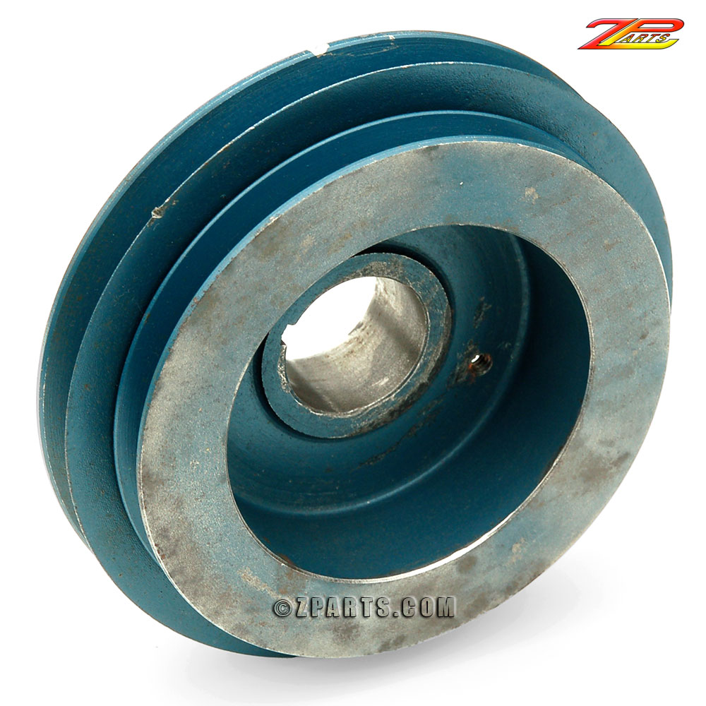 Pulley On A Car Price