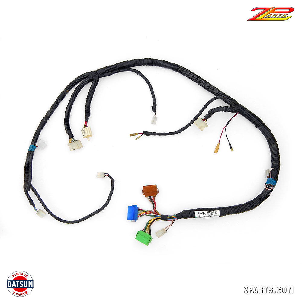 analog dash harness  280zx 24013
