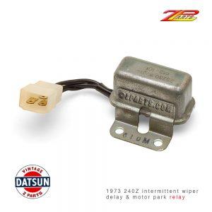 1973 240Z intermittent wiper delay & motor park relay pn 25230-89914