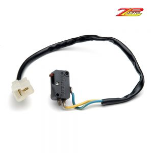 2/75 280Z micro switch mounted within metal cage where fan switch is located  pn 27046-u0100