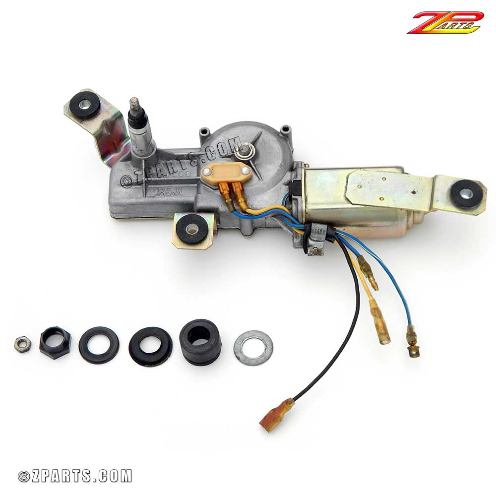 Rear Hatch Wiper Motor  280zx  28710