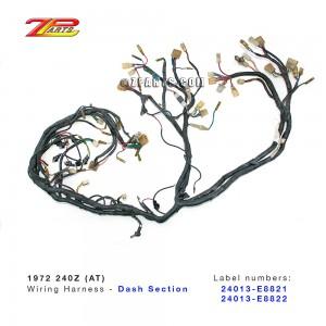 24013 E8821_lg 300x300 240z heater blower fan harness, 27155 e4400 240z wiring harness upgrade at mr168.co