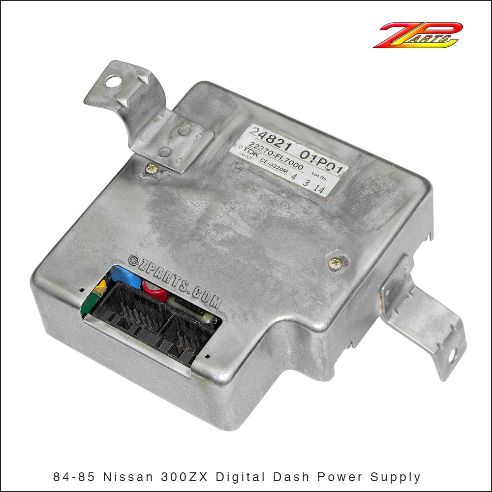 300zx Turbo Power: Nissan 300Zx Digital Dash