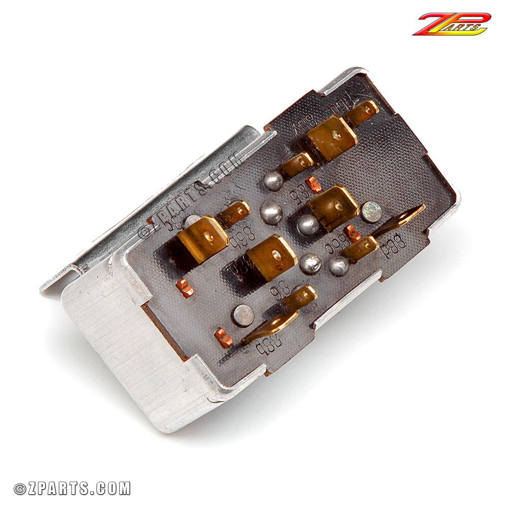 Fuel Injection (EGI) Relay, 280Z A13-000 002 |