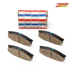 280ZX front disc brake pad kit