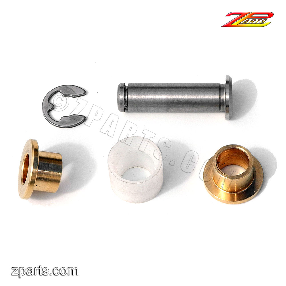 Brass Shifter Bushing Amp Pin Kit 70 83 4 Amp 5 Speed