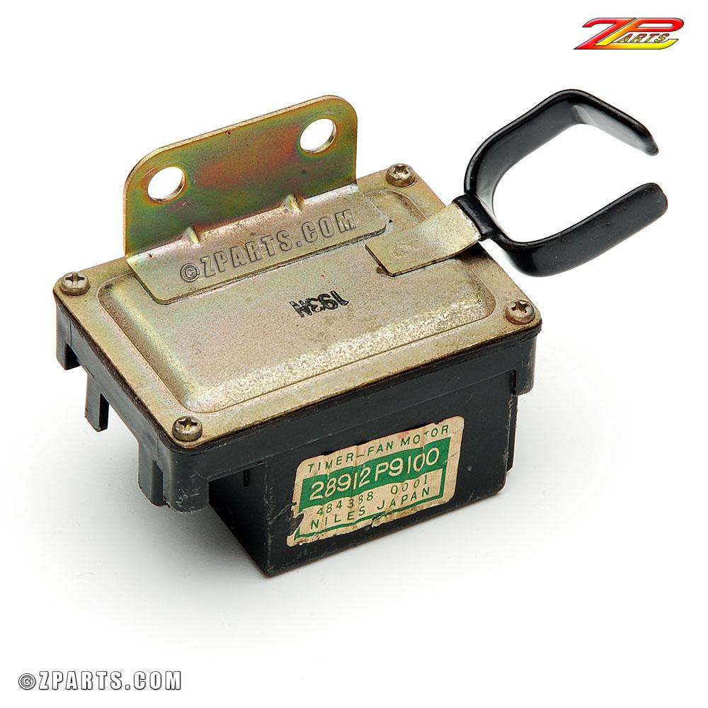 Timer Fan Motor 280zx Pn28912 P9100