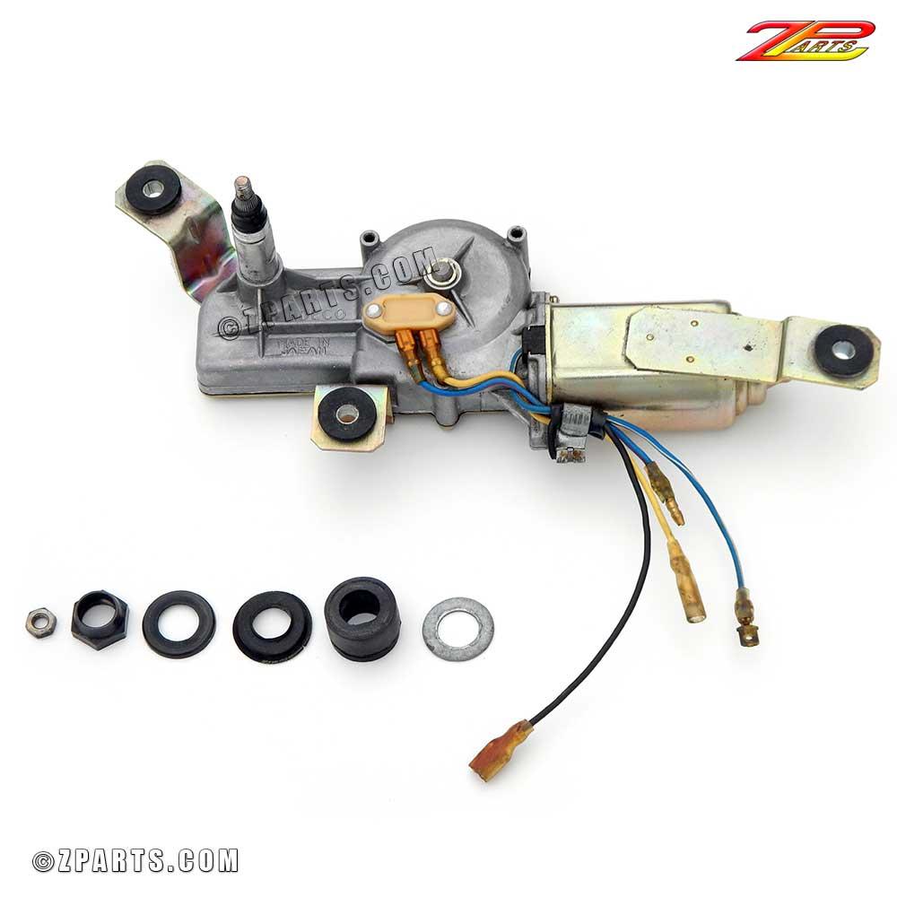 280ZX rear hatch wiper motor 28710-P7100