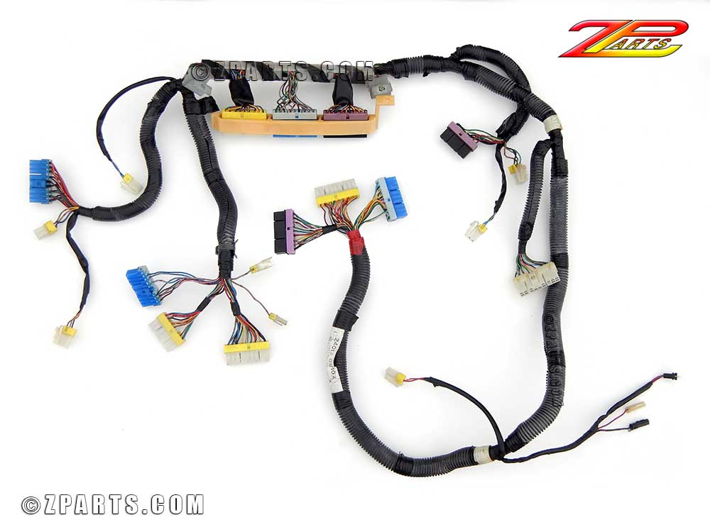 80 280zx harness pinout diagram dash wiring harness  300zx 50th ae  dash wiring harness  300zx 50th ae